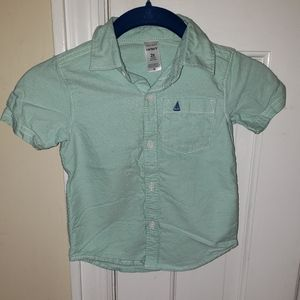 3 for $10 Carter's collared shirt